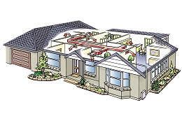 Ducted Central Heating Systems